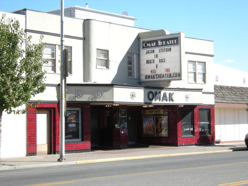 Omak, Washington