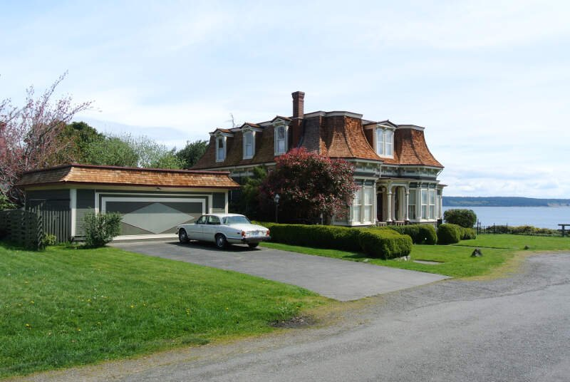 Frank Bartlett House Port Townsend