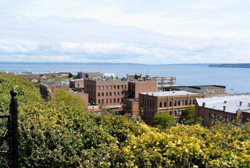 Port Townsend And Admiralty Inlet