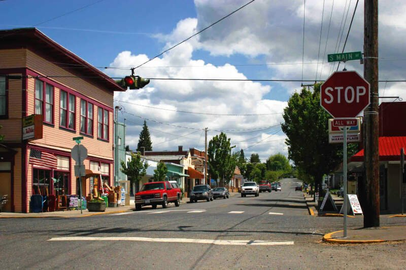 Ridgefield, Washington