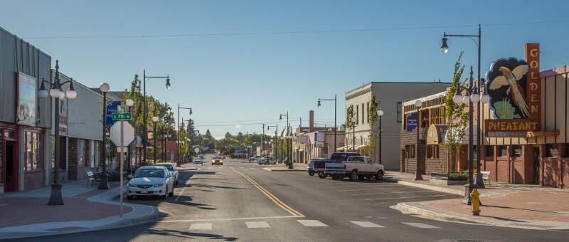 Sunnyside, WA