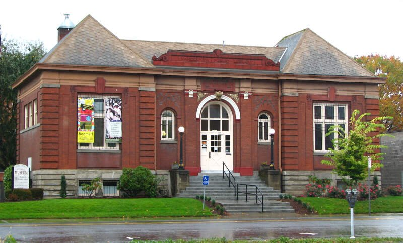 Clark County Historical Museum   Vancouver Washington