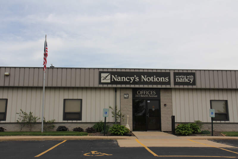 Nancys Notions Offices Beaver Dam Wi