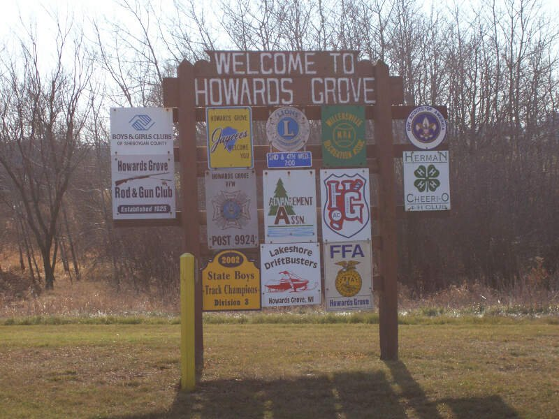 Howards Grove, WI