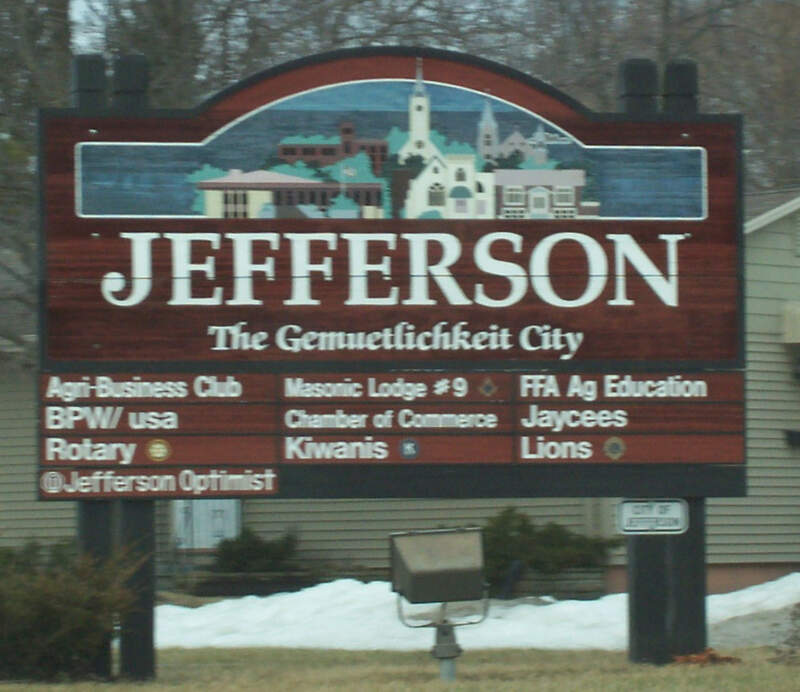 Jeffersonwisconsinwelcomesign