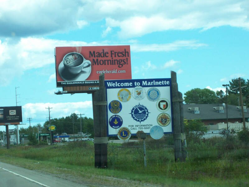 Living In Marinette, WI