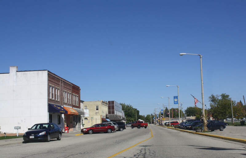 Milton Wisconsin Downtown