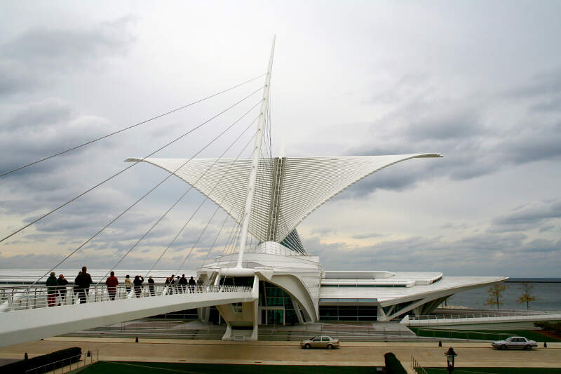 Milwaukee Art Museum Mulad