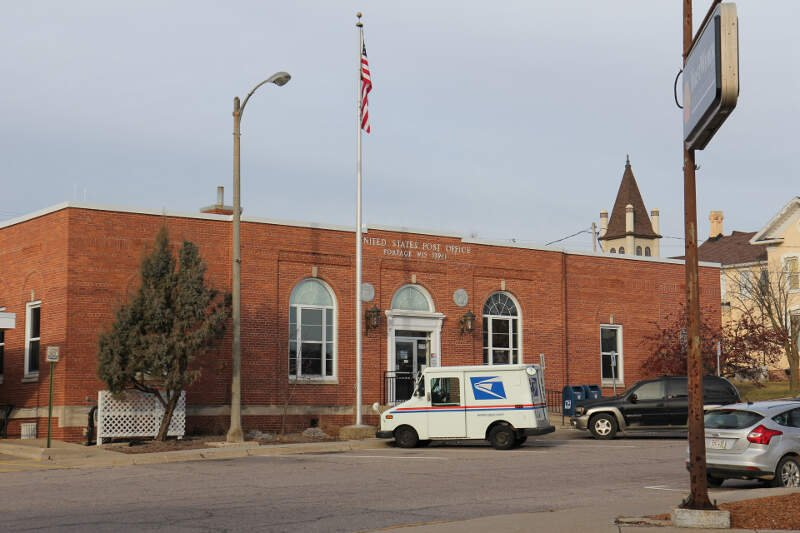 Portage Wi Post Office