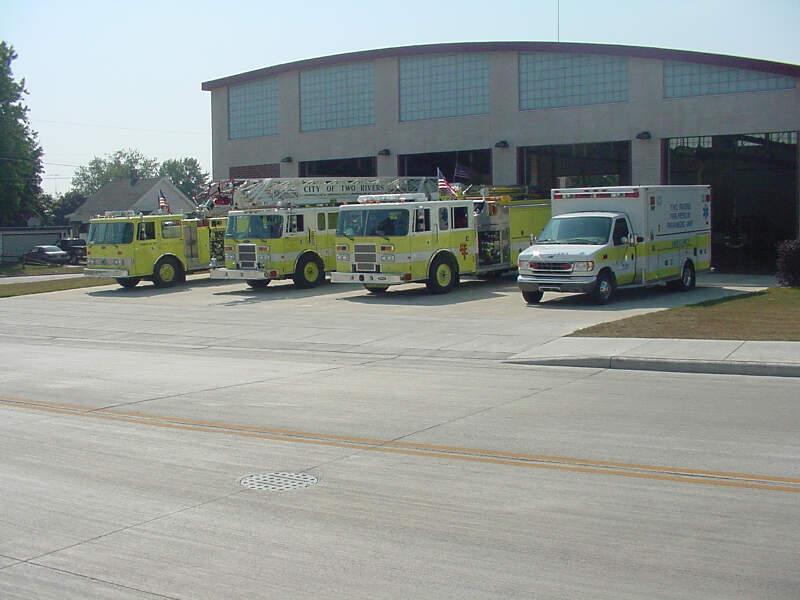 Tr Fire Department