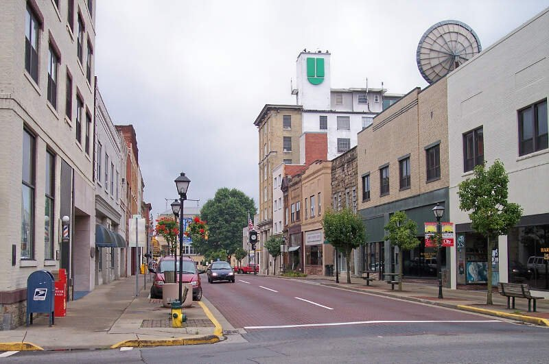 Beckley Main Street