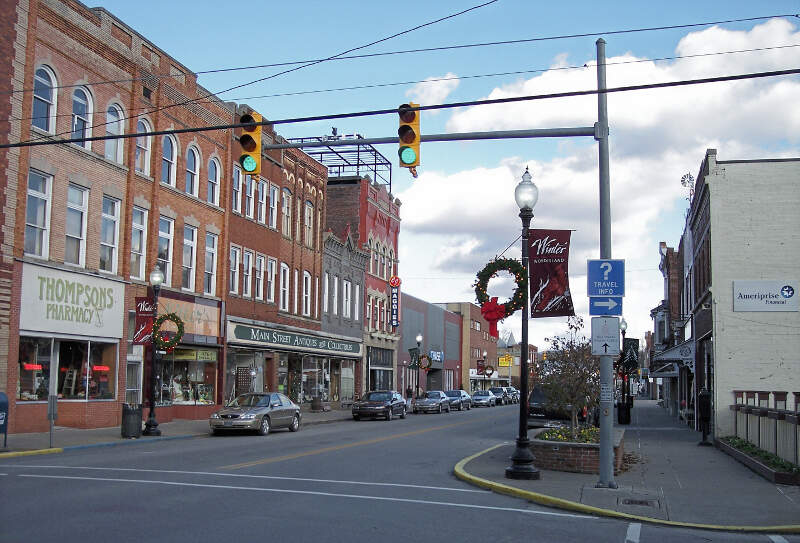 Buckhannon - Safest Places In West Virginia