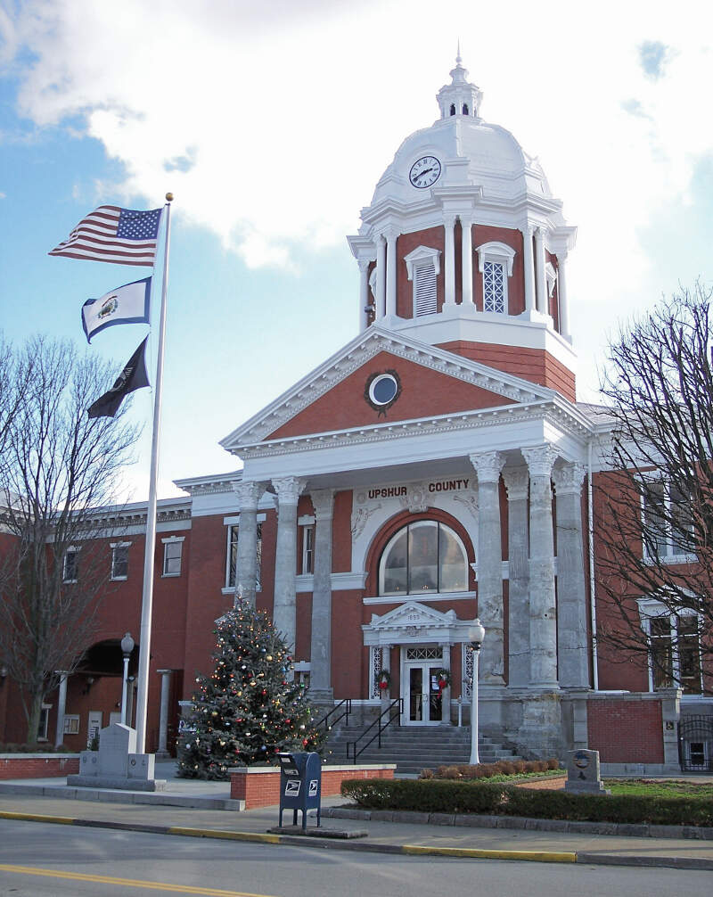 Upshur County Courthouse Buckhannon