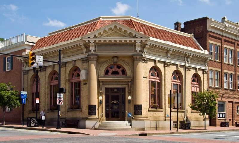 Charles Town City Hall Wv