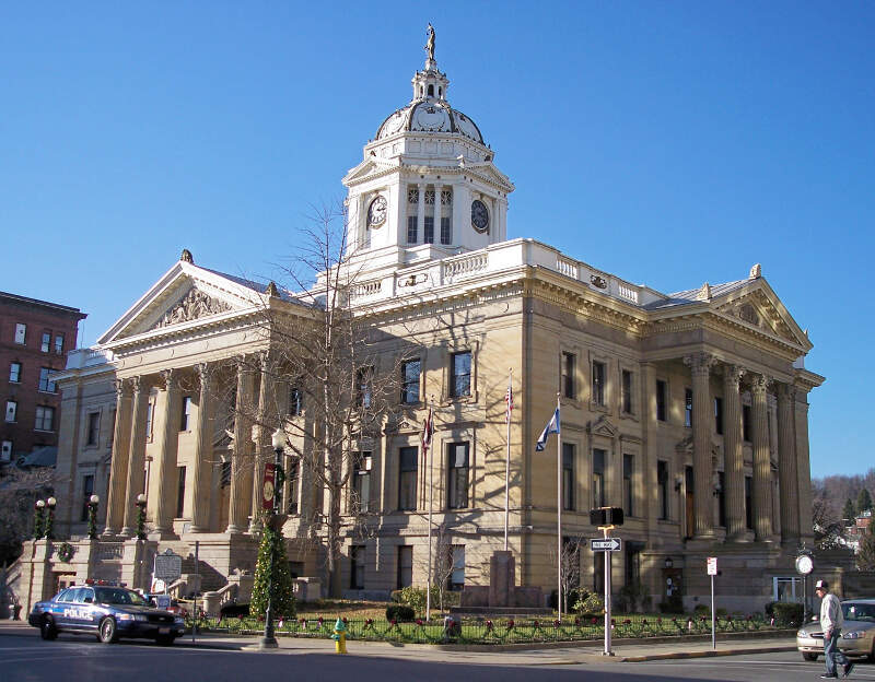Marion County Courthouse Fairmont