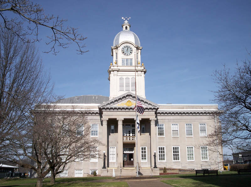 Ritchie County Courthouse