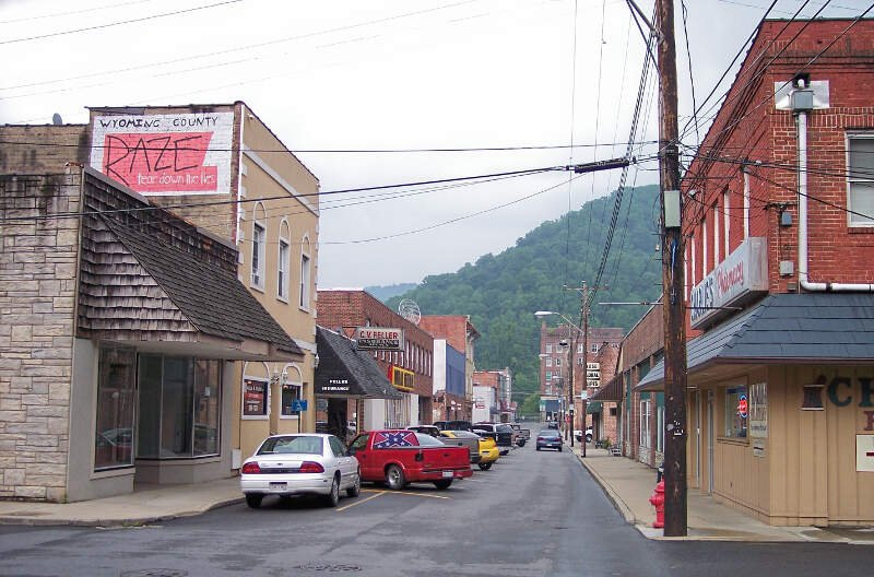 Living In Mullens, WV
