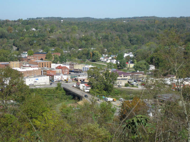 Spencer, West Virginia