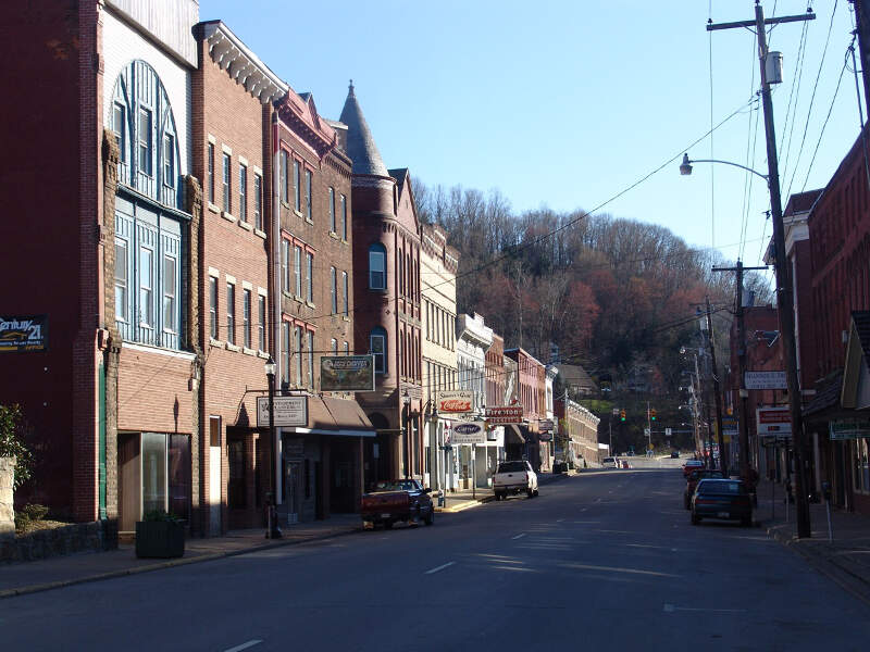Weston Wv Downtown