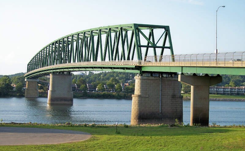 Williamstown Bridge Wv