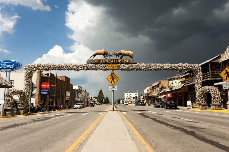 Afton, Wyoming