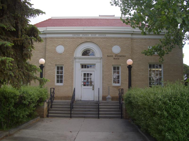 Basin Wy Post Office