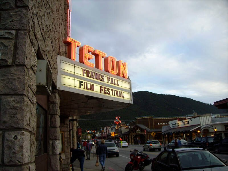 Teton Theaterc Jackson Wyoming