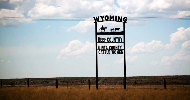 Lyman, Wyoming